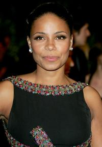 Sanaa Lathan at the 2007 Vanity Fair Oscar Party.