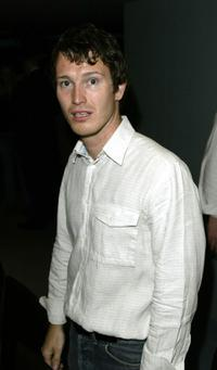Nick Moran at the party of the screening of