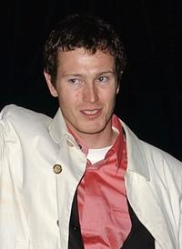Nick Moran at the after party of the UK premiere of