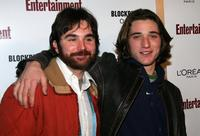 James Ponsoldt and Trevor Morgan at the at the Sundance Film Festival.
