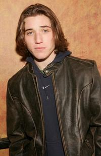 Trevor Morgan at the 2006 Sundance Film Festival.