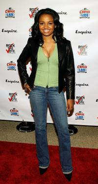Kyla Pratt at the Young Hollywood Votes.