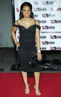 Kyla Pratt at the 3rd Annual Vibe Awards.