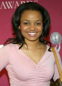 Kyla Pratt at the 36th Annual NAACP Image Awards Luncheon.