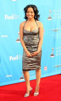 Kyla Pratt at the 37th Annual NAACP Image Awards.