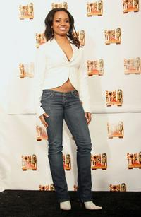 Kyla Pratt at the 20th Annual Soul Train Music Awards.