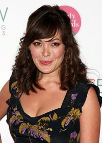 Lindsay Price at the 14th Annual Cosmetic Executive Women Beauty Awards.