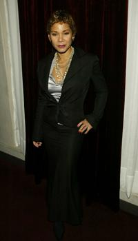Daphne Rubin-Vega at the19th Annual Lucille Lortel Awards.