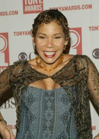 Daphne Rubin-Vega at the 2004 Tony Awards Nominees Press Reception.