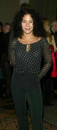 Daphne Rubin-Vega at the opening of
