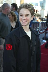 Scott Terra at the premiere of