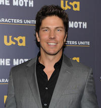 Michael Trucco at the storytelling event