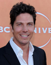 Michael Trucco at the NBC Universal's 2010 TCA Summer party.