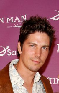 Michael Trucco at the Los Angeles premiere of