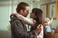 Paul Walker as Brian O'Conner and Jordana Brewster as Mia Toretto in