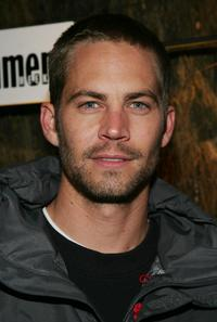 Paul Walker at the Shop during the 2005 Sundance Film Festival.