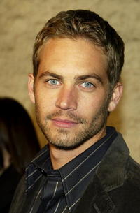 Paul Walker at the