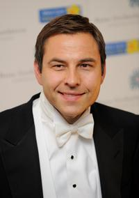 David Walliams at the Raisa Gorbachev Foundation Annual Fundraising Gala Dinner.
