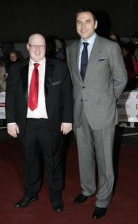Matt Lucas and David Walliams at the Pride of Britain Awards.