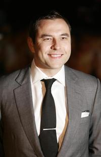 David Walliams at the European premiere of