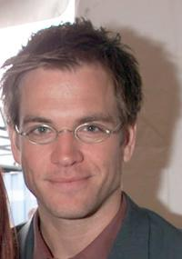 Michael Weatherly at the Fox 2001 Upfront.
