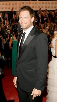 Michael Weatherly at the 2007 TV Week Logie Awards.