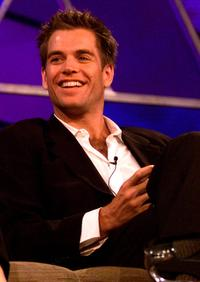 Michael Weatherly at the FOX 2000 summer press tour.