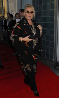 Roseanne Barr arrives at The Trevor Project's 9th annual Cracked XMas