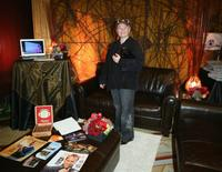 Roseanne Barr attends Distinctive Assets gift lounge at The HBO Comedy Festival.