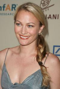 Sarah Wynter at the 2006 Cipriani / Deutsche Bank Concert Series.
