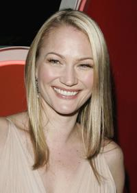 Sarah Wynter at the NBC TCA Party.