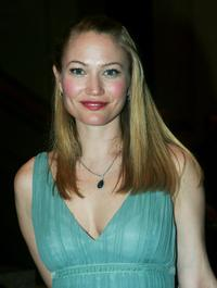 Sarah Wynter at the world premiere of