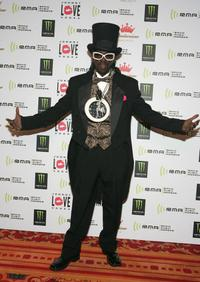 Flavor Flav at the 2005 Radio Music Awards.