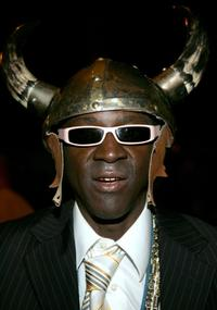 Flavor Flav at the VH1 Big in 04.