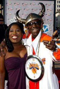 Sheryl Underwood and Flavor Flav at the