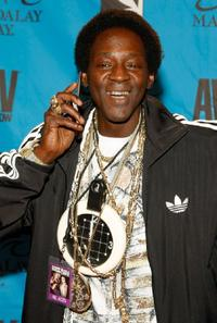 Flavor Flav at the 26th Annual Adult Video News Awards.