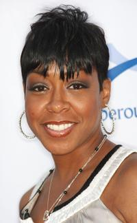 Tichina Arnold at the Seventh Annual Comedy For A Cure benefit.