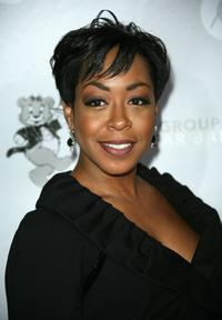 Tichina Arnold at the Help Groups Teddy Bear Ball.