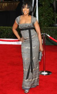 Tichina Arnold at the 14th annual Screen Actors Guild awards.