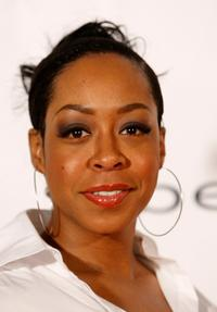 Tichina Arnold at the Bebe Lingerie Launch Party.