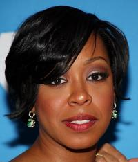 Tichina Arnold at the 39th NAACP Image Awards Nominee Luncheon.