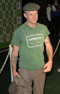 Flea at the 16th Annual Environmental Media Awards.