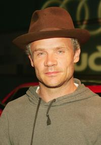 Flea at the AFI Fest 2004 screening of