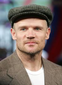 Flea at the MTV's Total Request Live.