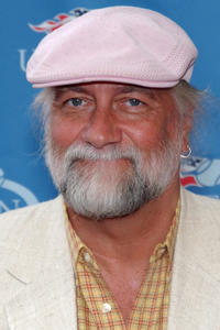 Mick Fleetwood at the 2004 U.S. Open in New York.