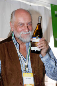 Mick Fleetwood at the Food & Wine Festival Grand Tasting in Colorado.