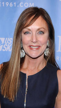 Peggy Fleming at the New York premiere of