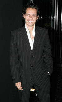 Marc Anthony at the Coty 100th Anniversary Party in N.Y.