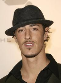 Eric Balfour at the