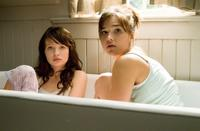 Emily Browning as Anna and Arielle Kebbel as Alex in
